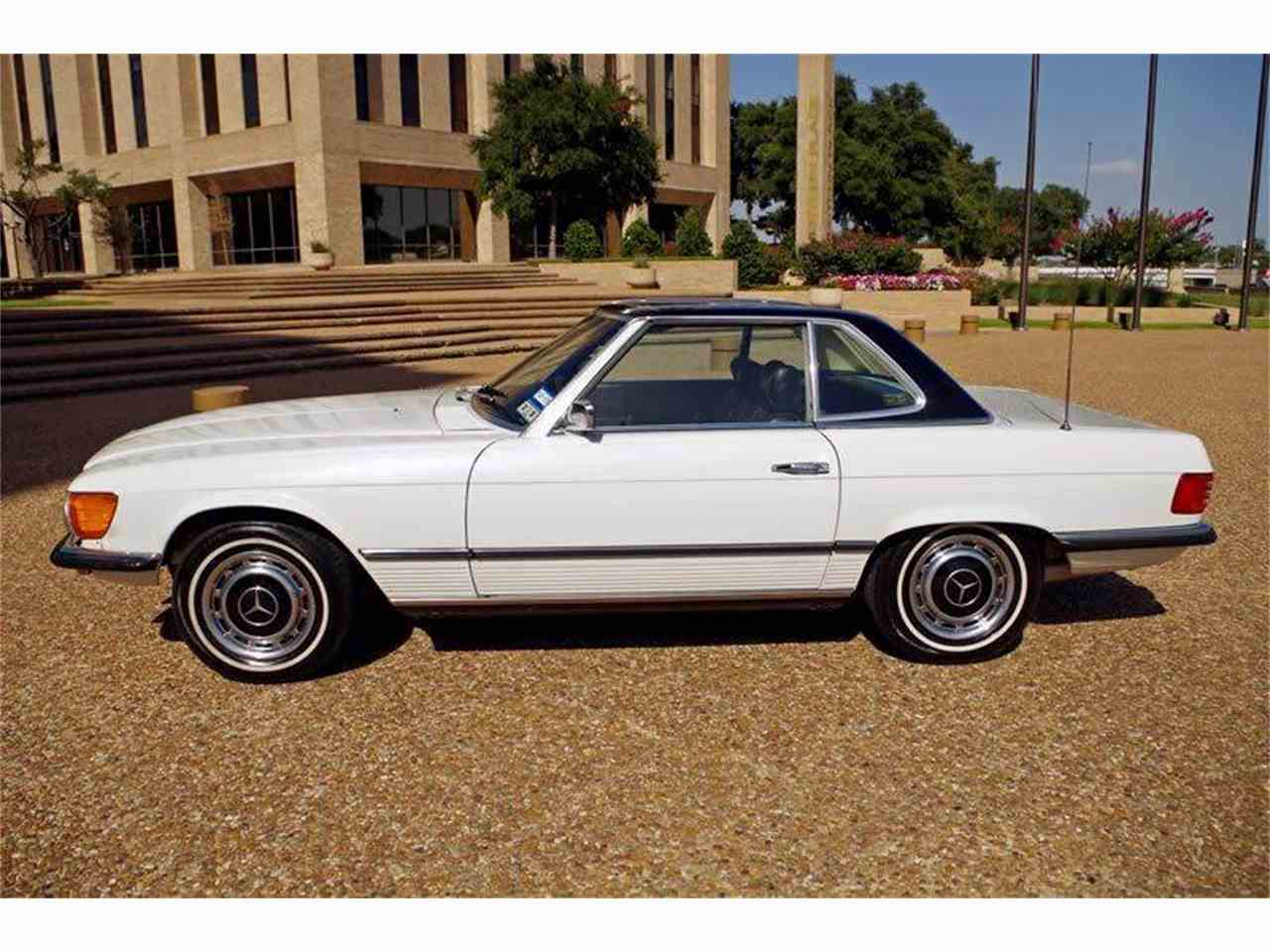 Large Picture of Classic 1972 SL-Class located in Texas - JGGA