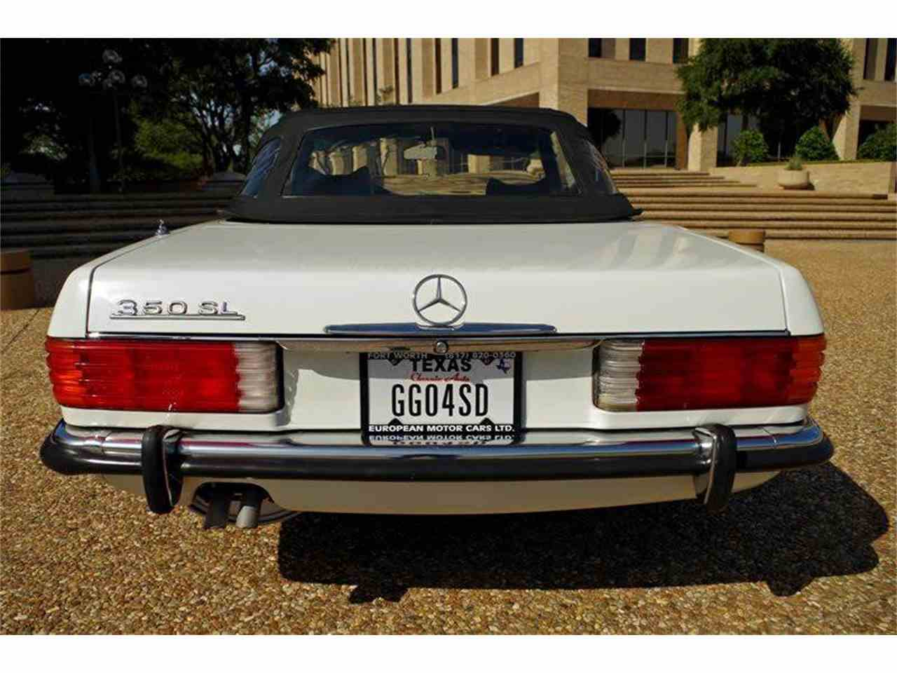 Large Picture of '72 SL-Class - $18,900.00 Offered by European Motor Cars LTD - JGGA