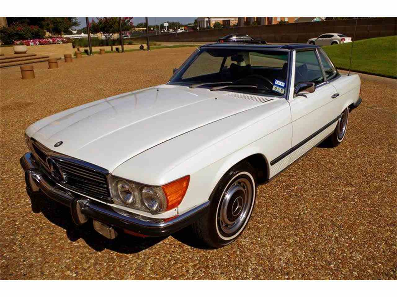 Large Picture of 1972 Mercedes-Benz SL-Class located in Fort Worth Texas - $18,900.00 - JGGA