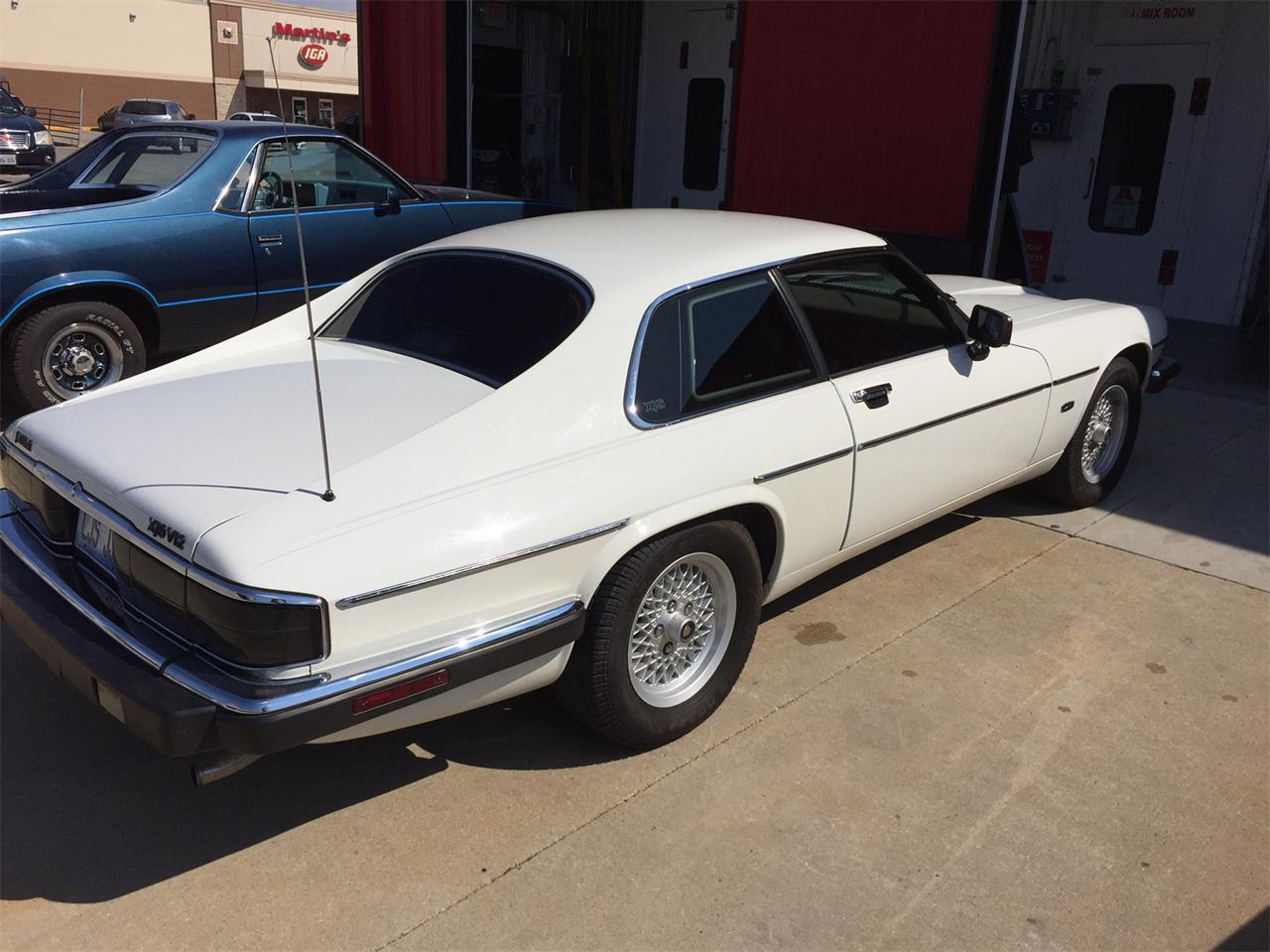 Large Picture of '92 XJS - JGHZ