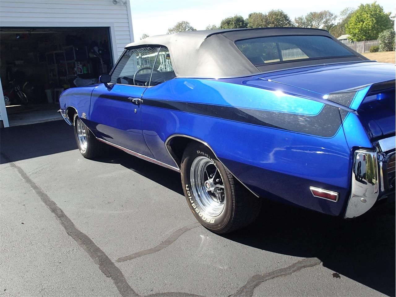 Large Picture of Classic 1972 Buick GSX located in Gorham Maine Offered by a Private Seller - JGI5