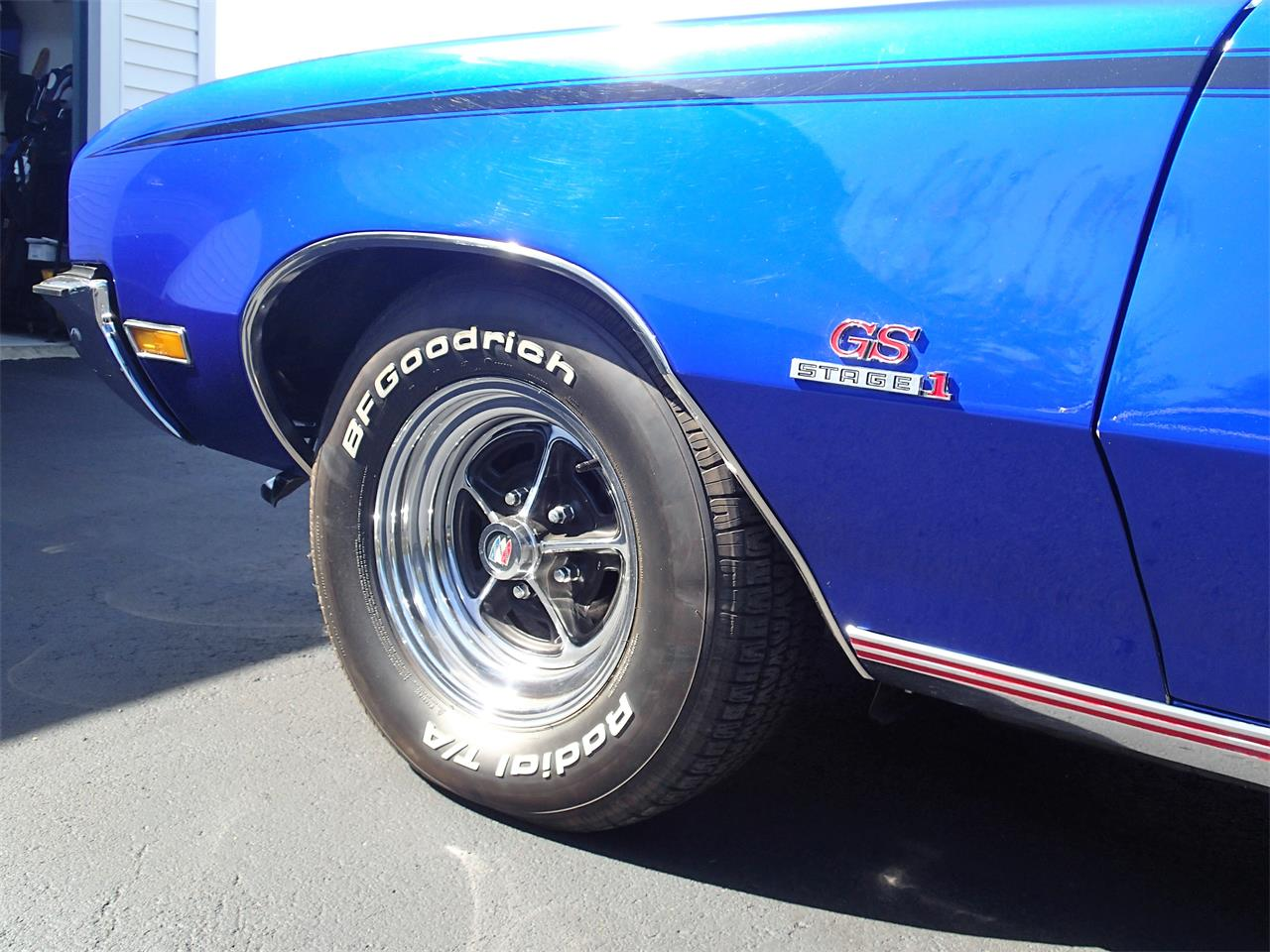 Large Picture of '72 Buick GSX located in Gorham Maine - $21,000.00 Offered by a Private Seller - JGI5
