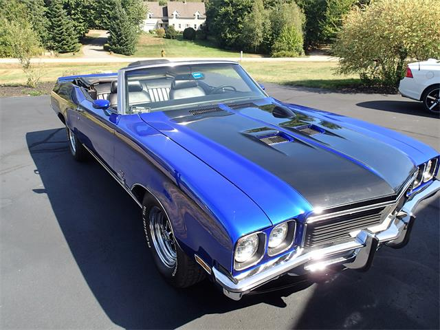 Picture of Classic '72 Buick GSX located in Maine - $21,000.00 Offered by a Private Seller - JGI5