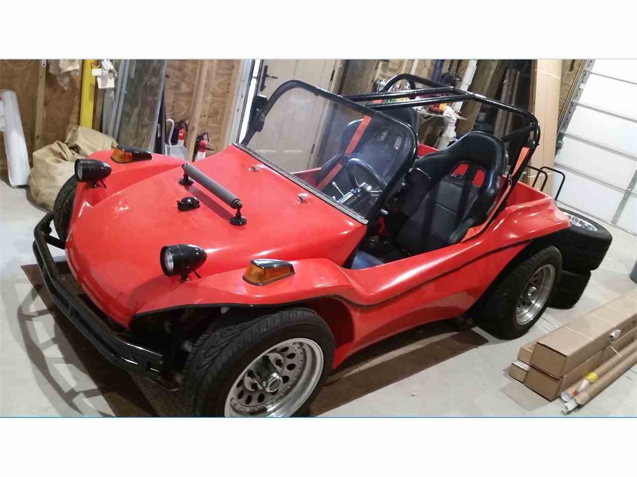 1972 volkswagen dune buggy for sale cc 907856. Black Bedroom Furniture Sets. Home Design Ideas