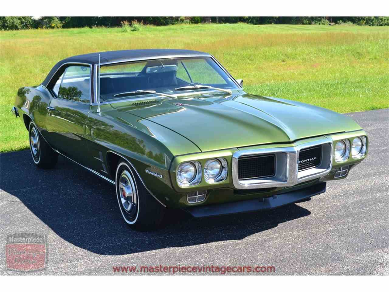 Large Picture of Classic '69 Firebird located in Whiteland Indiana - $29,900.00 - JGIO