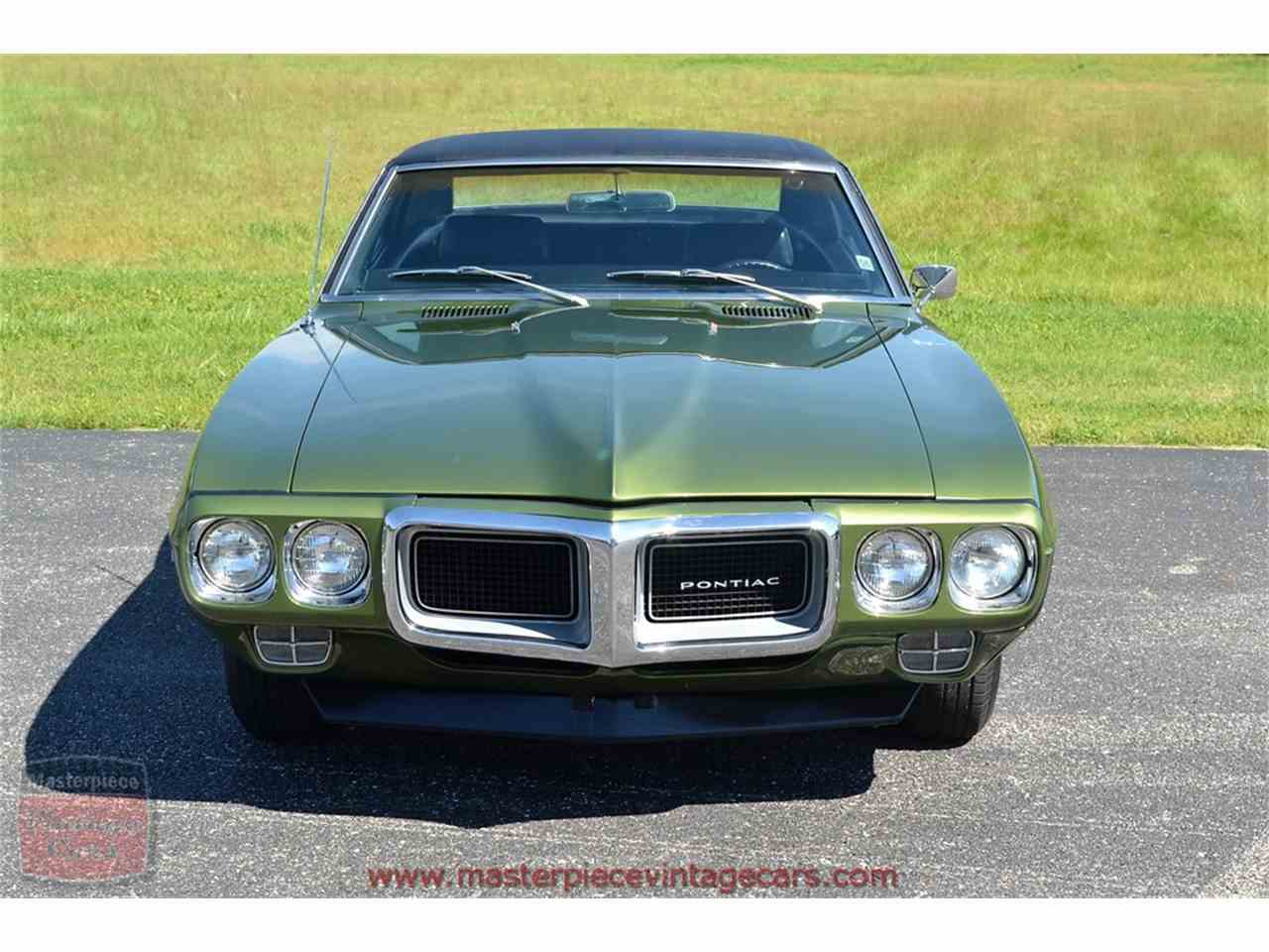 Large Picture of 1969 Pontiac Firebird - $29,900.00 Offered by Masterpiece Vintage Cars - JGIO