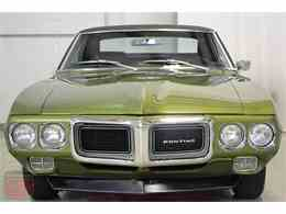 Picture of Classic '69 Firebird located in Indiana Offered by Masterpiece Vintage Cars - JGIO