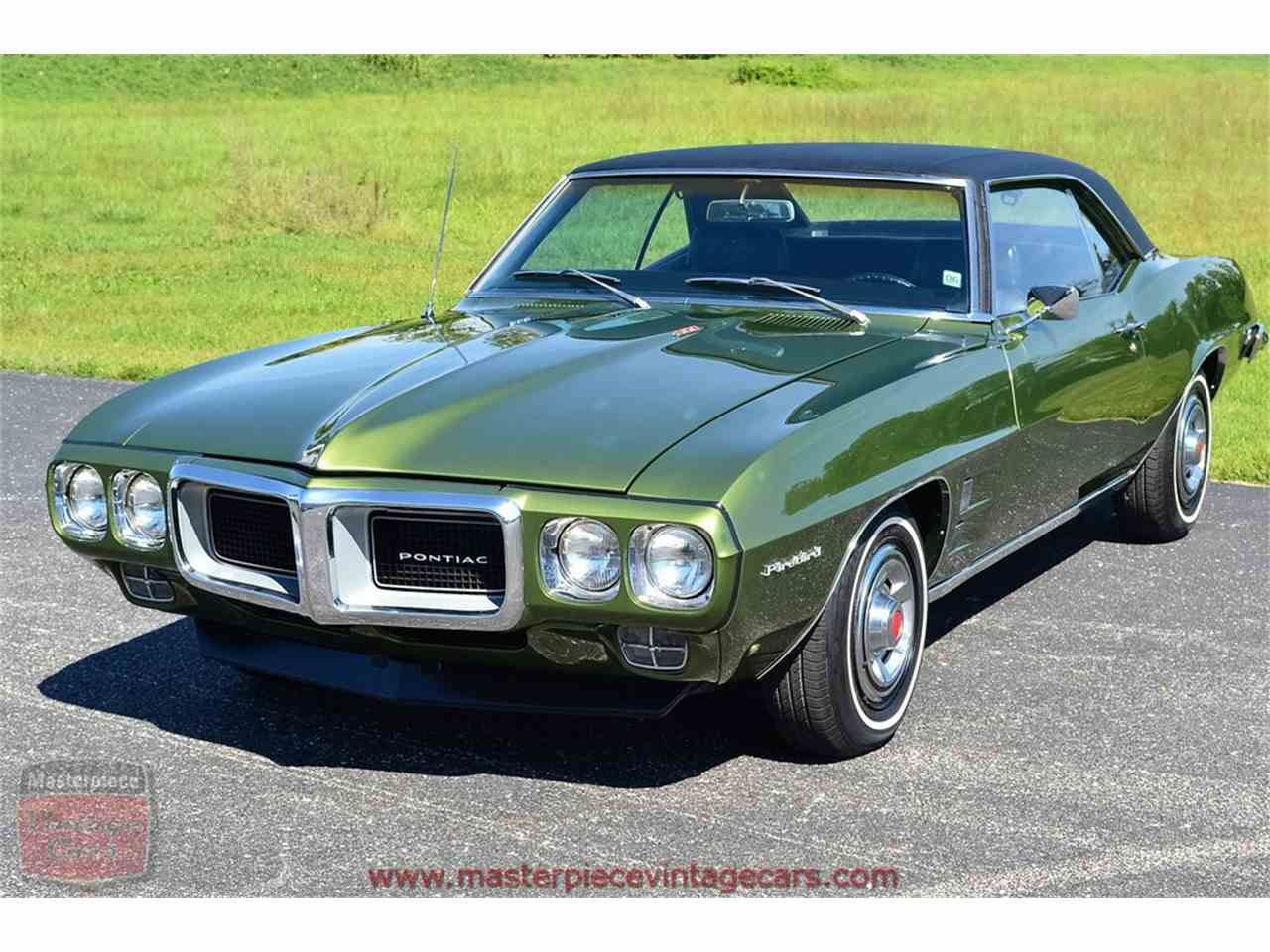 Large Picture of '69 Firebird - JGIO