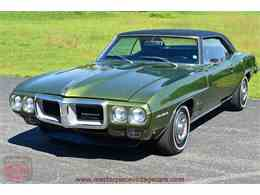 Picture of 1969 Pontiac Firebird - $29,900.00 Offered by Masterpiece Vintage Cars - JGIO