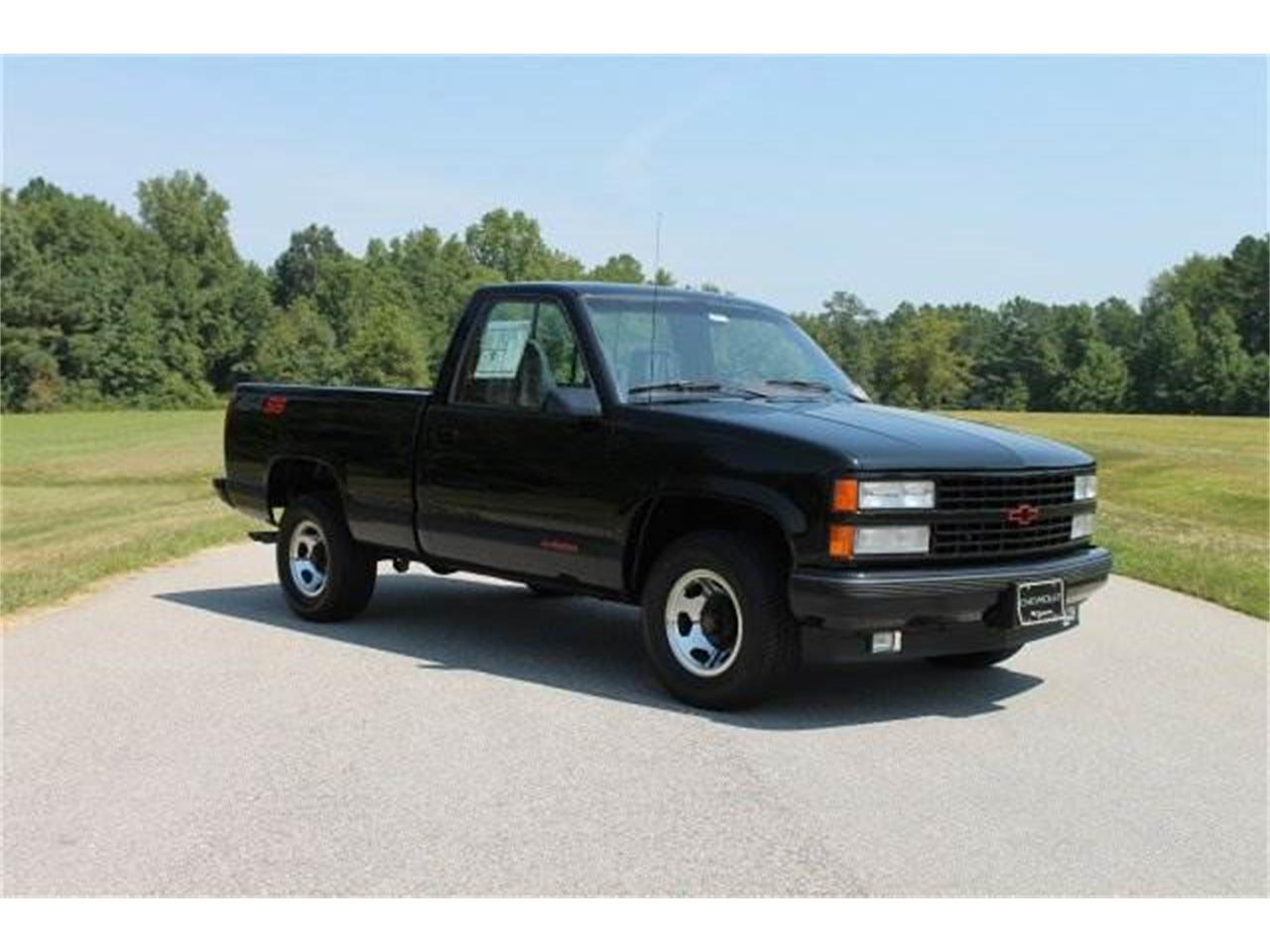 1990 Chevrolet Truck 454 Ss For Sale Classiccars Com Cc