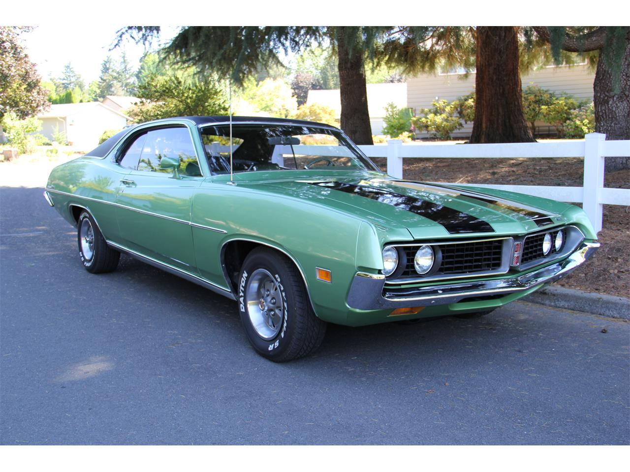 Large picture of 71 torino 500 special edition 41000 miles video
