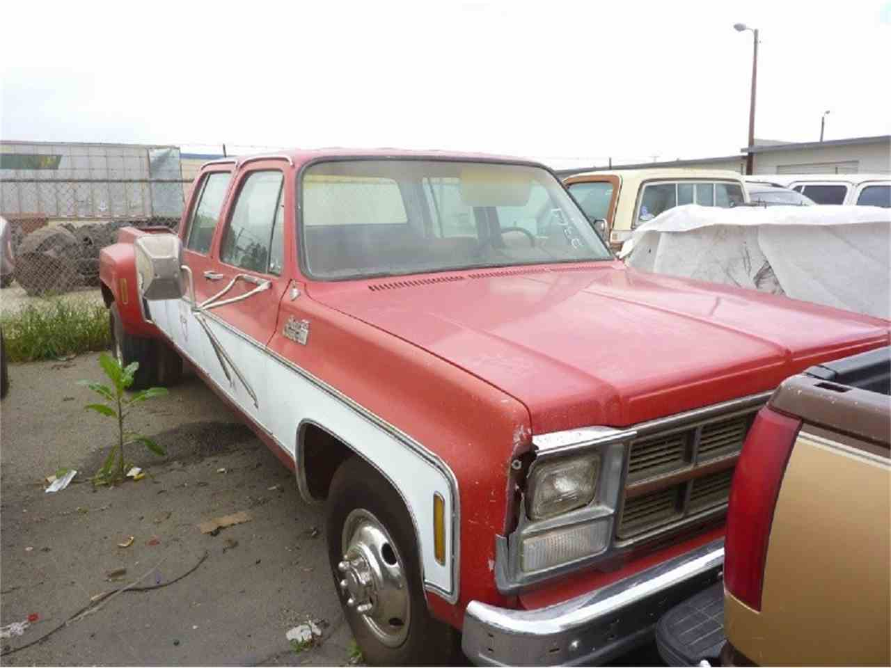 Large Picture of '80 CREW CAB DUALLY - JB2I