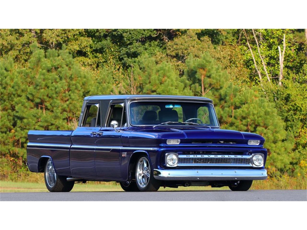 1965 Chevrolet Crew Cab For Sale Cc 908153 1966 Large Picture Of 65 Jgqh