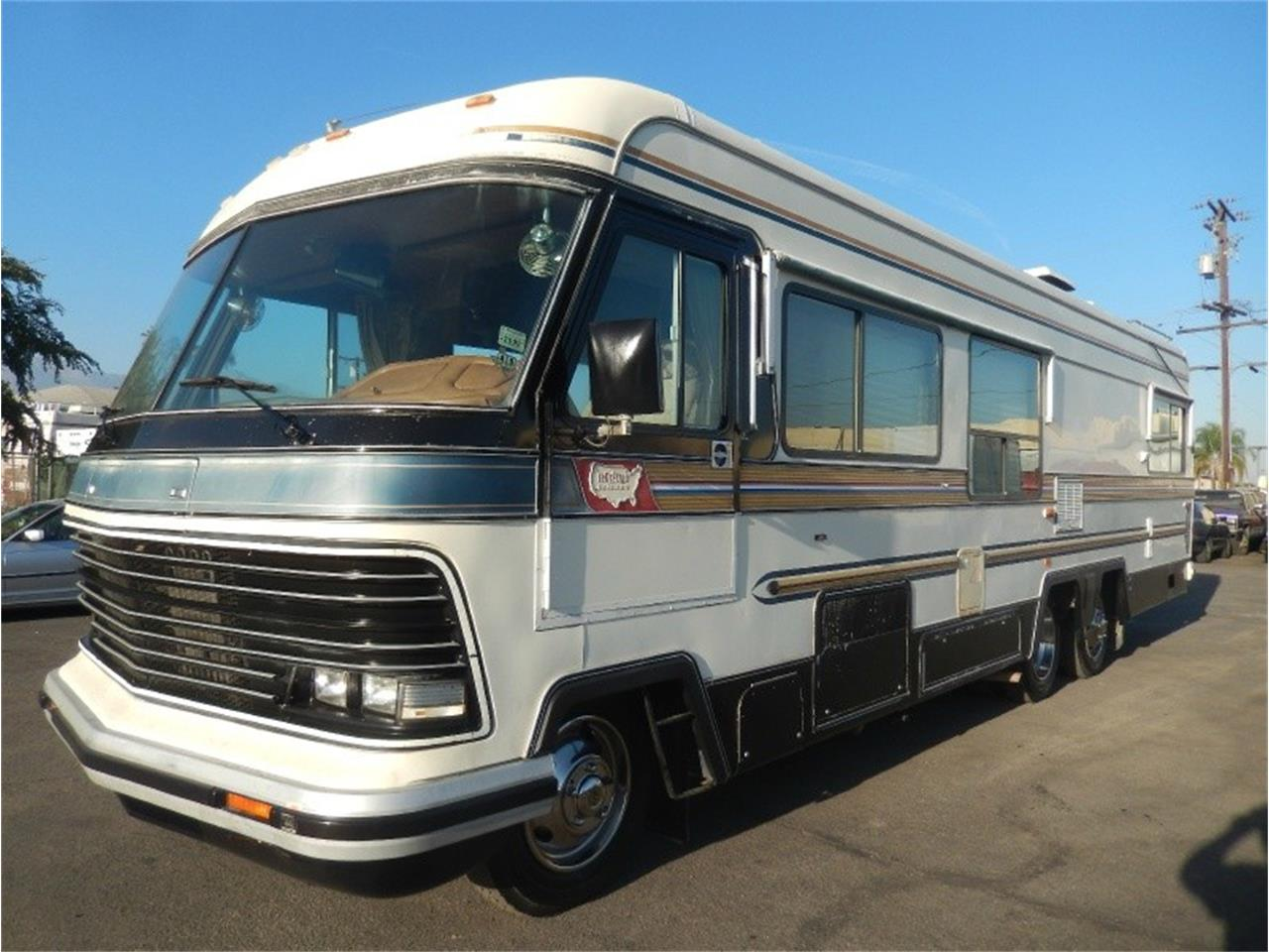 1986 Holiday Rambler IMPERIAL TAG AXLE in Ontario, California