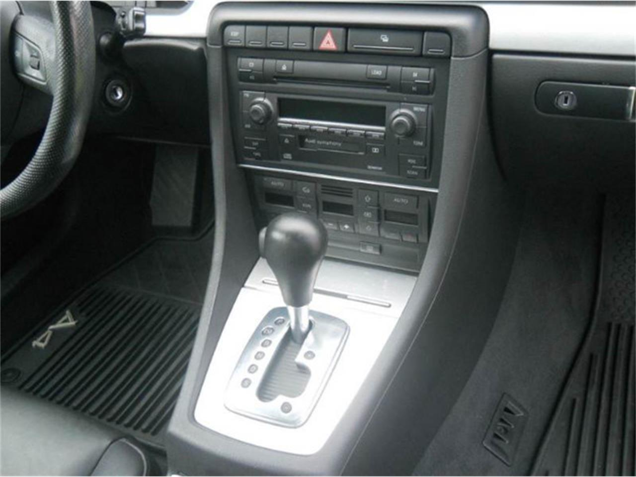 2005 Audi A4 For Sale Cc 908320 Radio Large Picture Of 05 Jgv4