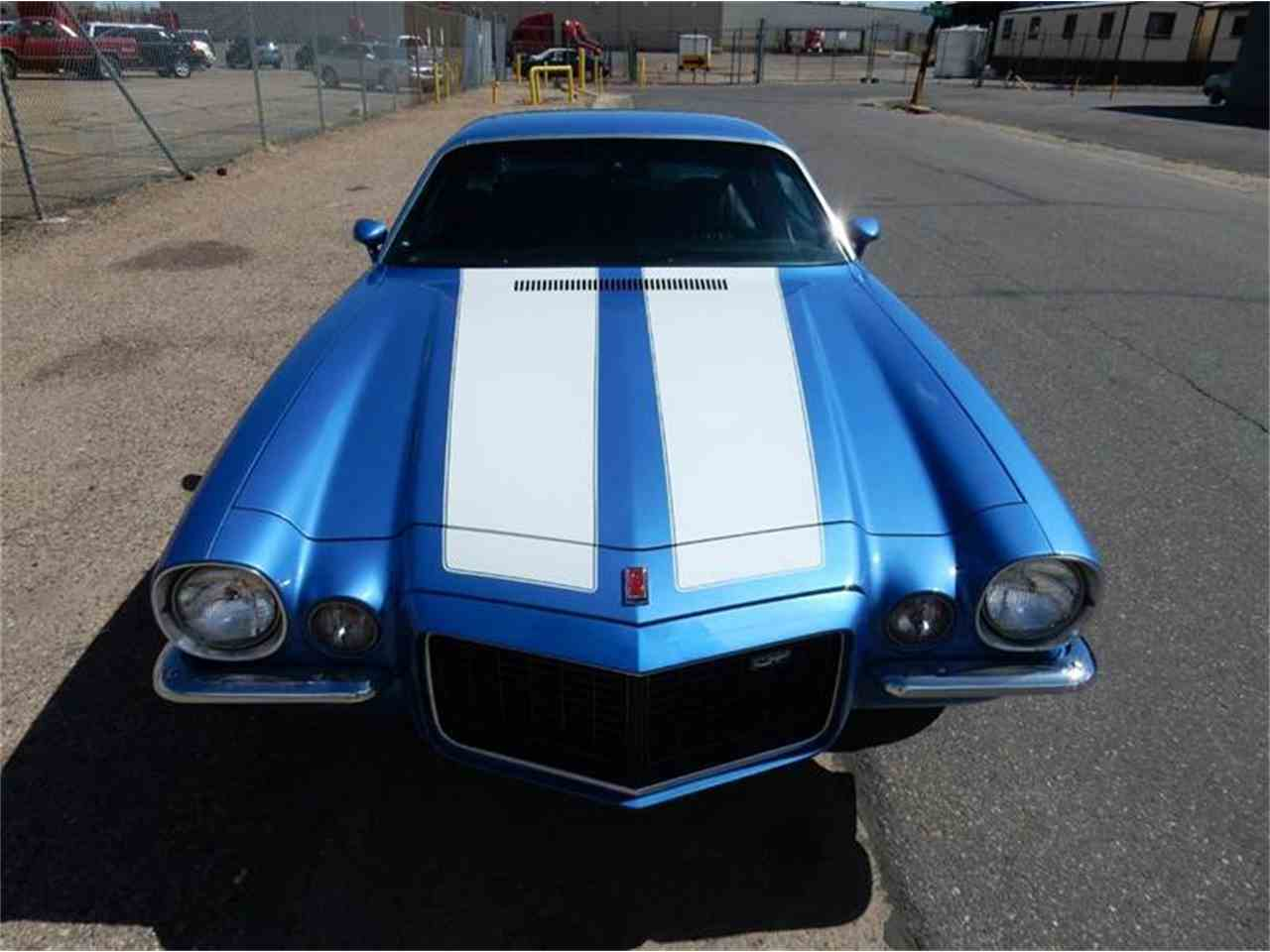 Large Picture of '73 Camaro - JGVH