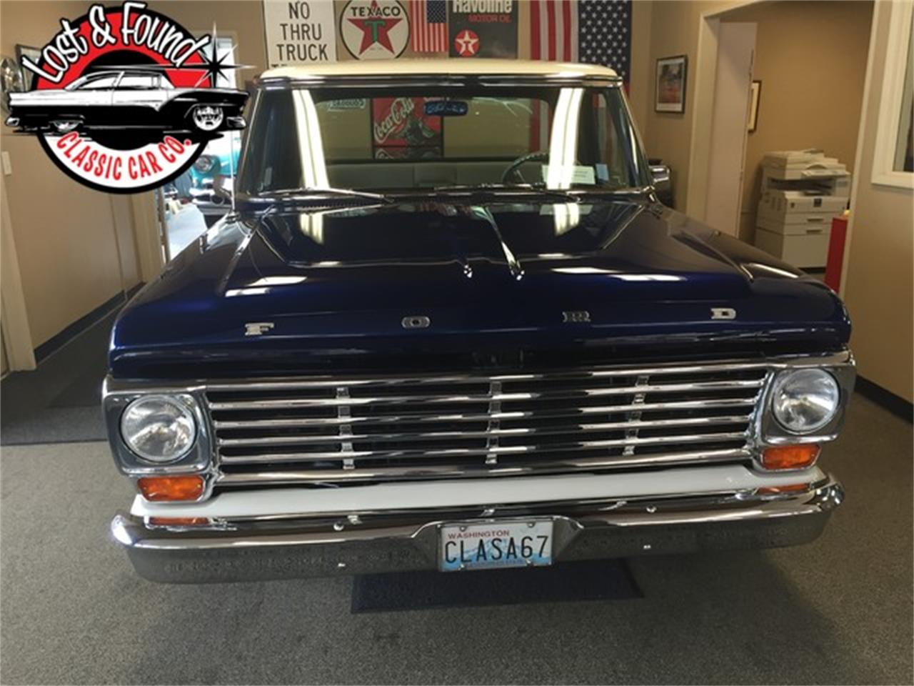Large Picture of Classic '67 Ford Pickup - $69,500.00 Offered by Lost & Found Classic Car Co - JGVP