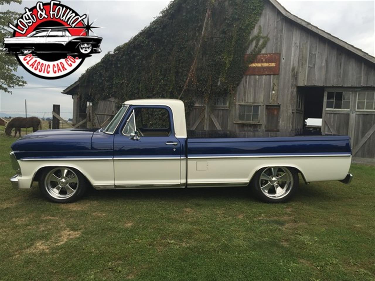 Large Picture of Classic '67 Pickup - $69,500.00 Offered by Lost & Found Classic Car Co - JGVP