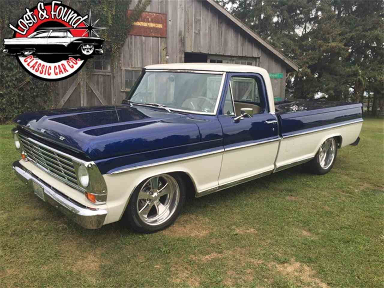 Large Picture of '67 Ford Pickup located in Washington - JGVP