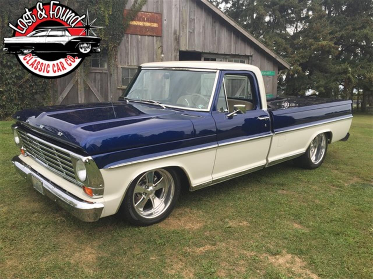 Large Picture of '67 Pickup - $69,500.00 - JGVP