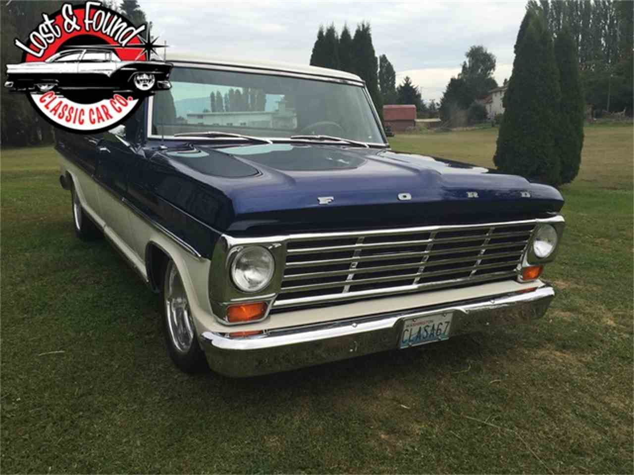 Large Picture of 1967 Ford Pickup located in Washington - JGVP