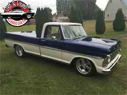 Picture of Classic 1967 Ford Pickup - $69,500.00 Offered by Lost & Found Classic Car Co - JGVP