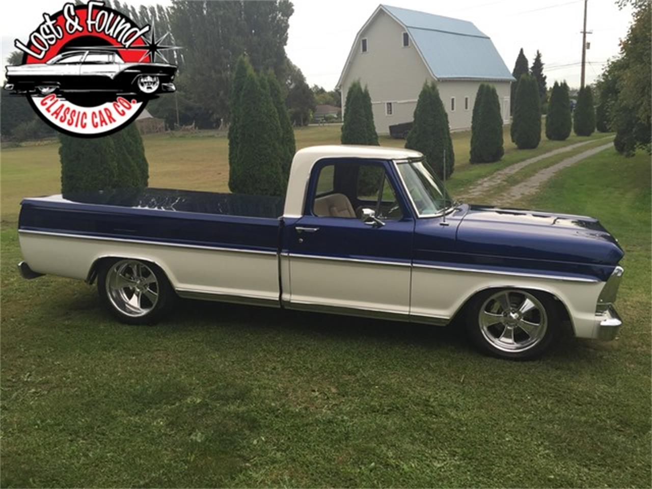 Large Picture of Classic '67 Ford Pickup located in Washington - JGVP