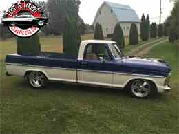 Picture of Classic '67 Pickup located in Mount Vernon Washington - $69,500.00 Offered by Lost & Found Classic Car Co - JGVP