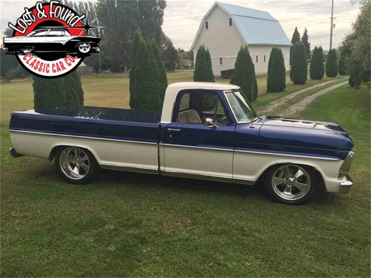 Large Picture of 1967 Pickup located in Mount Vernon Washington - $69,500.00 Offered by Lost & Found Classic Car Co - JGVP