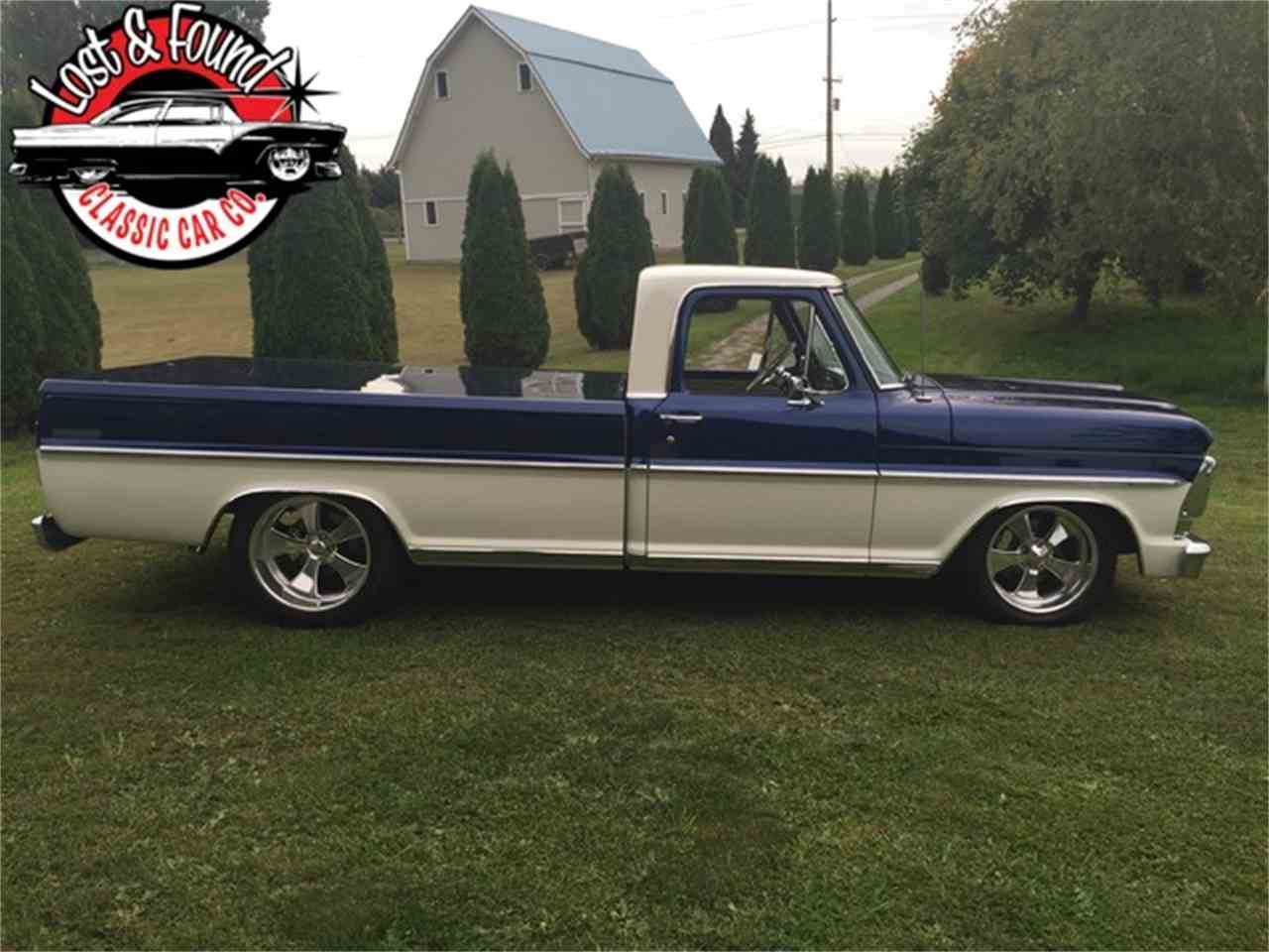 Large Picture of Classic 1967 Pickup - JGVP