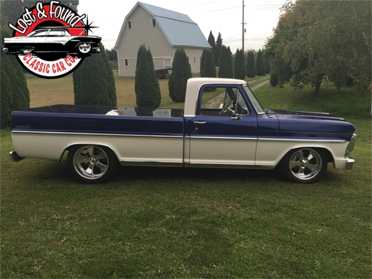Large Picture of Classic 1967 Pickup - $69,500.00 - JGVP