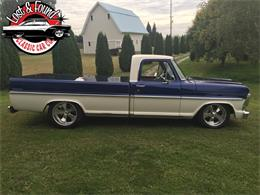 Picture of Classic '67 Ford Pickup located in Mount Vernon Washington Offered by Lost & Found Classic Car Co - JGVP