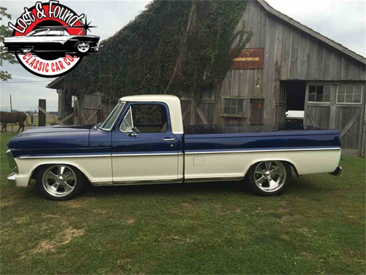 Large Picture of Classic 1967 Pickup - $69,500.00 Offered by Lost & Found Classic Car Co - JGVP
