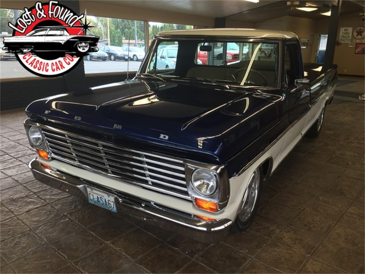 Large Picture of Classic 1967 Ford Pickup - $69,500.00 - JGVP