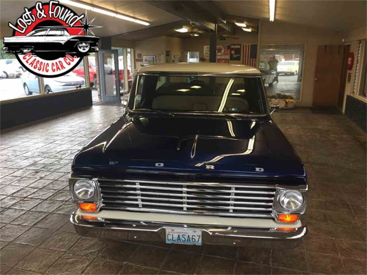 Large Picture of '67 Pickup located in Mount Vernon Washington - $69,500.00 - JGVP