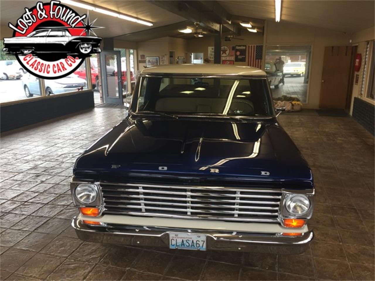 Large Picture of Classic 1967 Ford Pickup located in Washington - JGVP