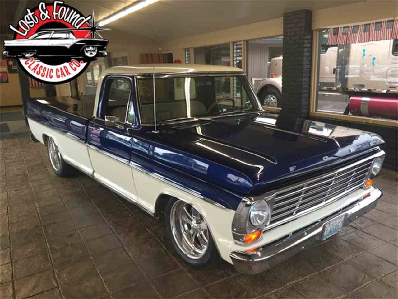 Large Picture of '67 Pickup located in Mount Vernon Washington Offered by Lost & Found Classic Car Co - JGVP