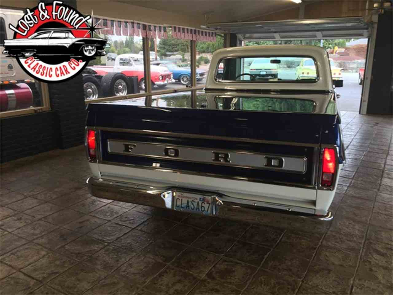 Large Picture of '67 Ford Pickup located in Mount Vernon Washington - $69,500.00 - JGVP