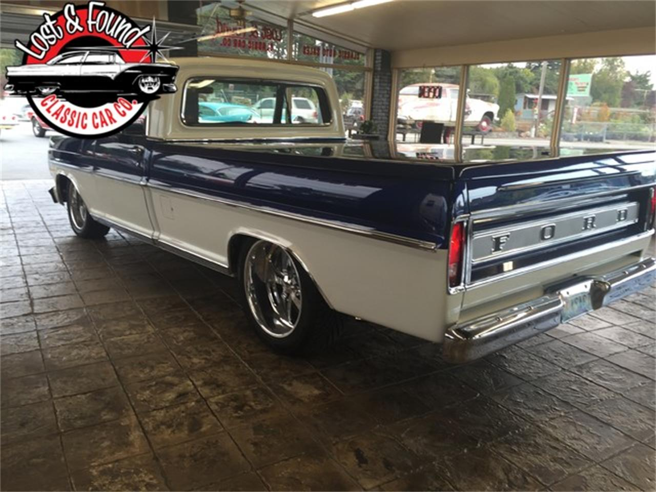 Large Picture of '67 Ford Pickup located in Washington Offered by Lost & Found Classic Car Co - JGVP