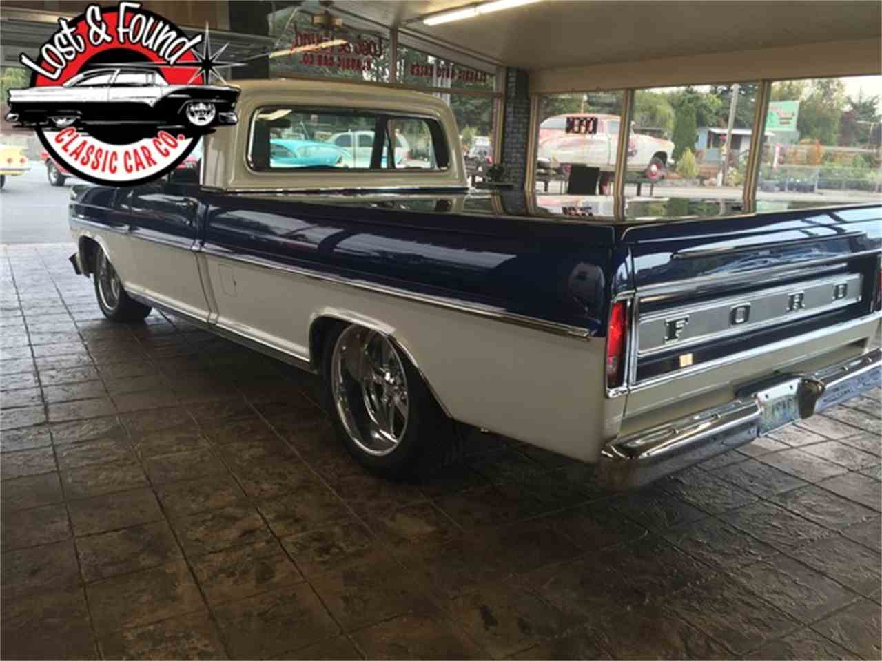 Large Picture of Classic 1967 Ford Pickup - $69,500.00 Offered by Lost & Found Classic Car Co - JGVP