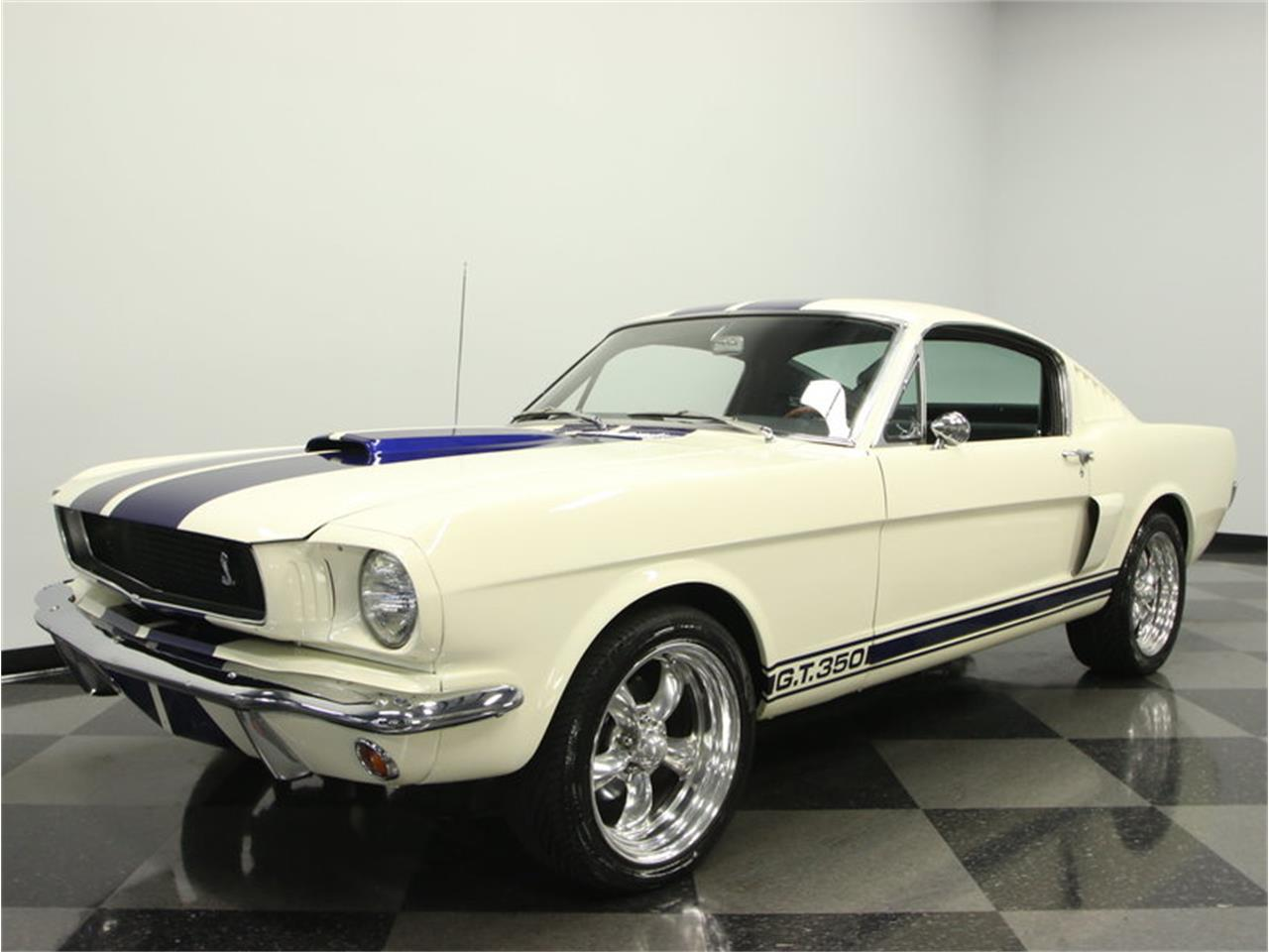 Large picture of 65 mustang shelby gt350 tribute jgw6