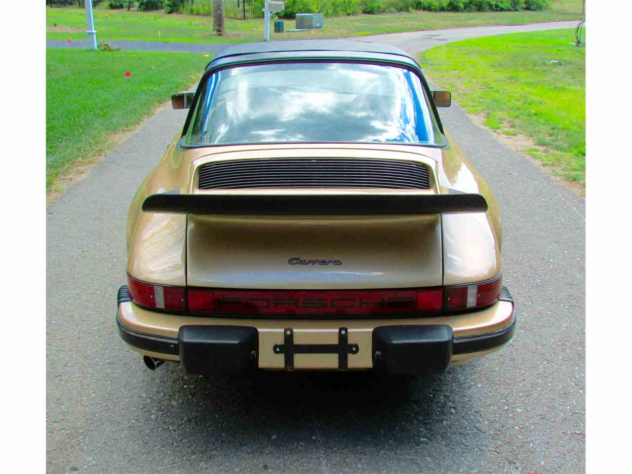 Large Picture of '75 Carrera 3.2 targa - JGX1