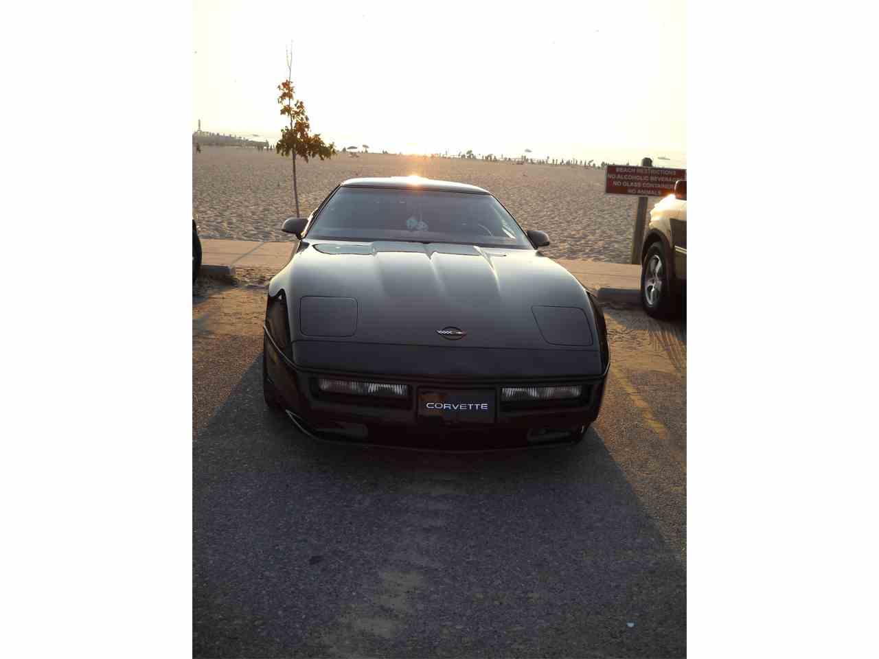 Large Picture of '86 Corvette - JGXC