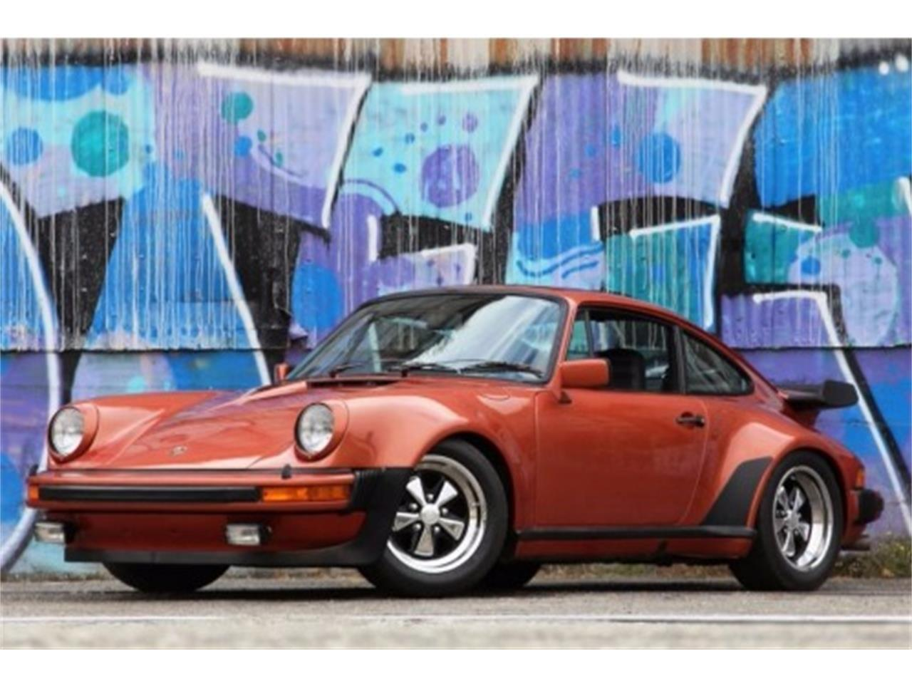 Large Picture of '79 930 Auction Vehicle Offered by Gullwing Motor Cars - JH0E