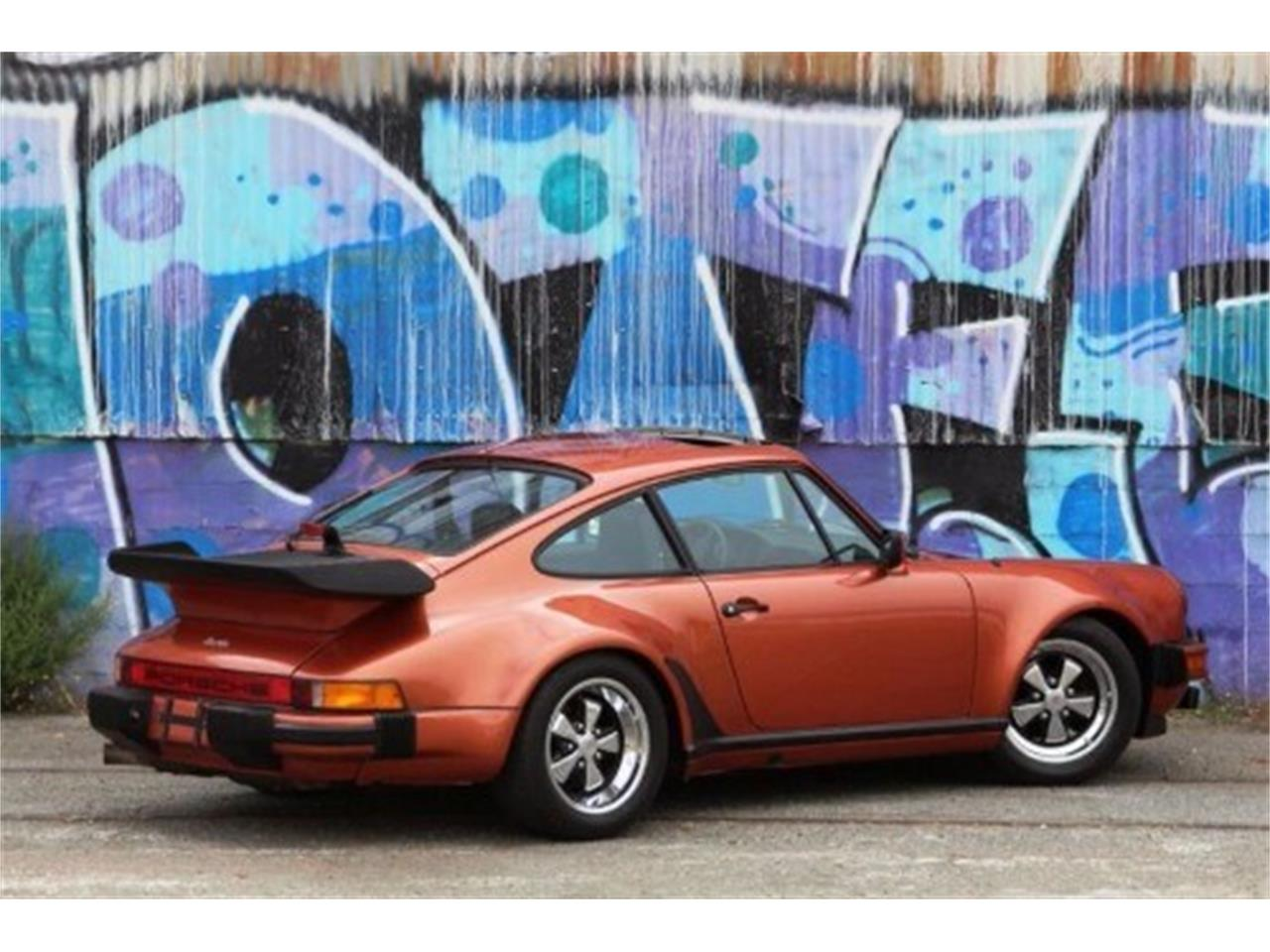 Large Picture of 1979 Porsche 930 Auction Vehicle Offered by Gullwing Motor Cars - JH0E