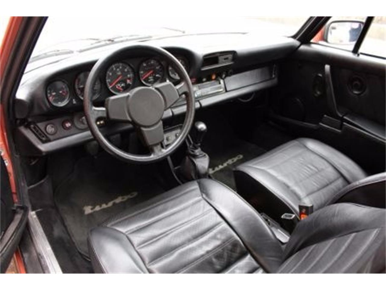 Large Picture of 1979 Porsche 930 located in Astoria New York Auction Vehicle Offered by Gullwing Motor Cars - JH0E