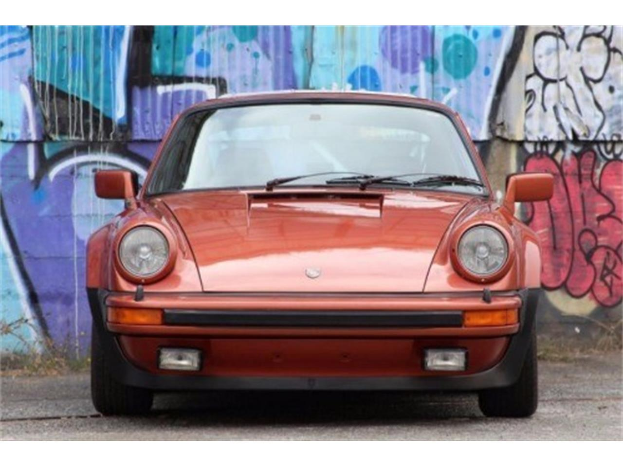 Large Picture of '79 Porsche 930 Auction Vehicle Offered by Gullwing Motor Cars - JH0E