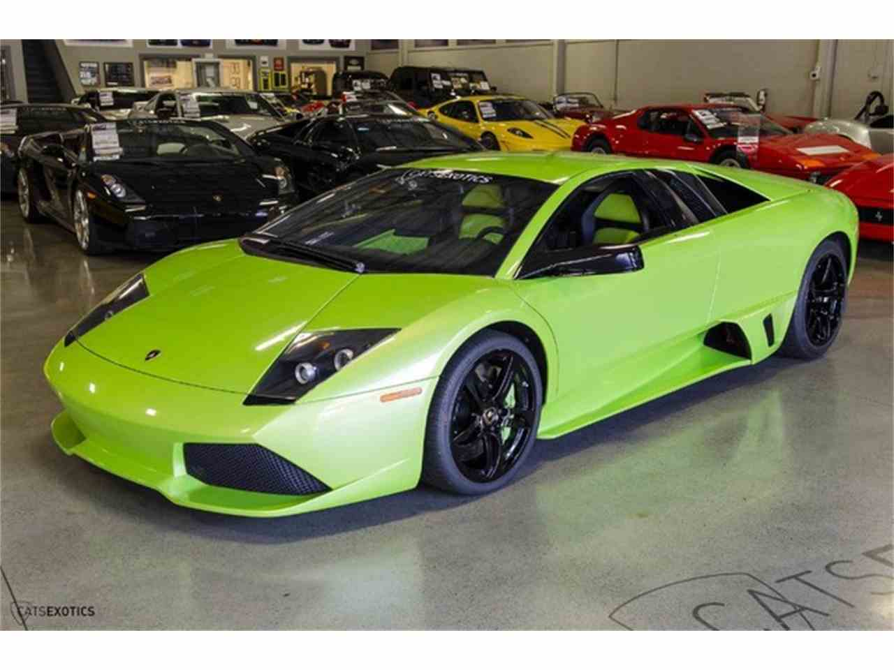 Large Picture of '08 Murcielago - JH1J