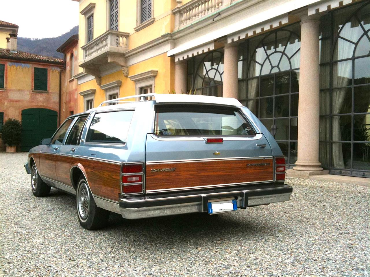 Large Picture of '87 Caprice located in Italy - JH35