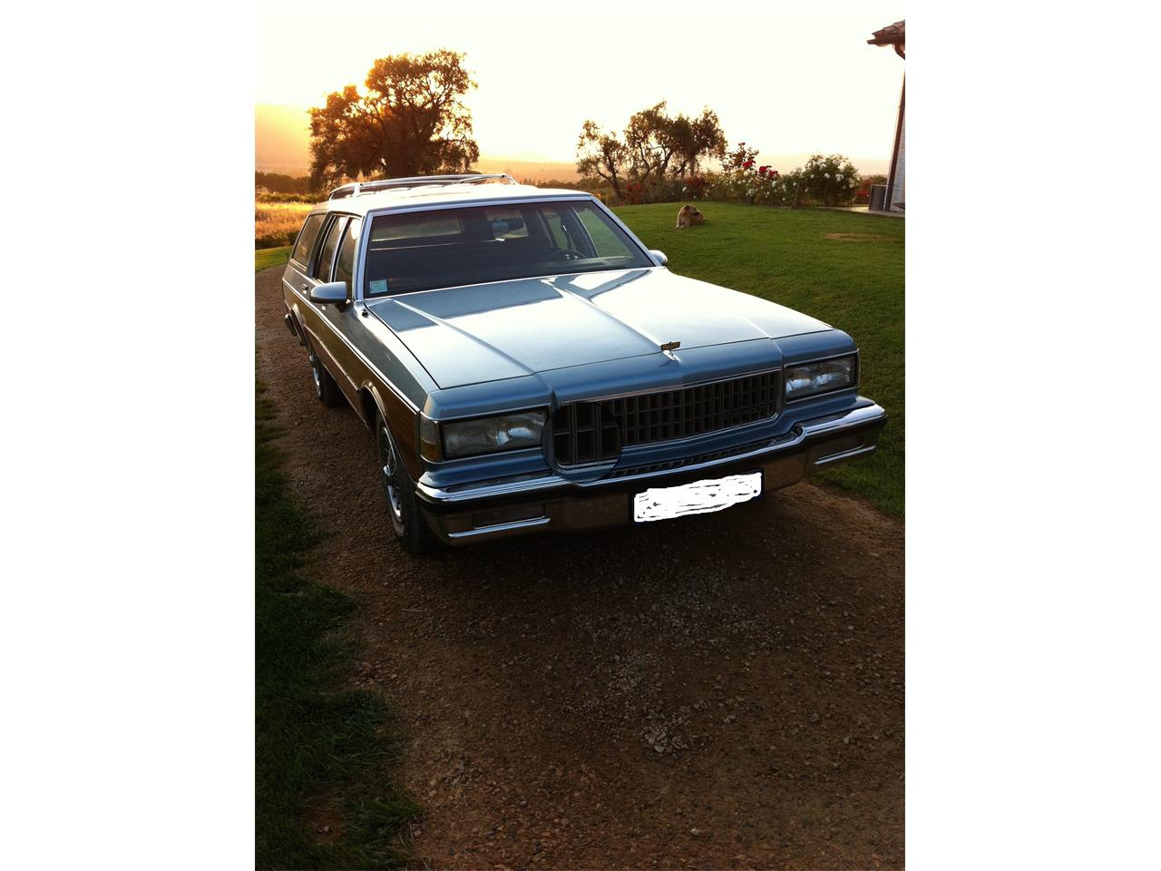 Large Picture of '87 Chevrolet Caprice located in Italy - $16,900.00 Offered by a Private Seller - JH35